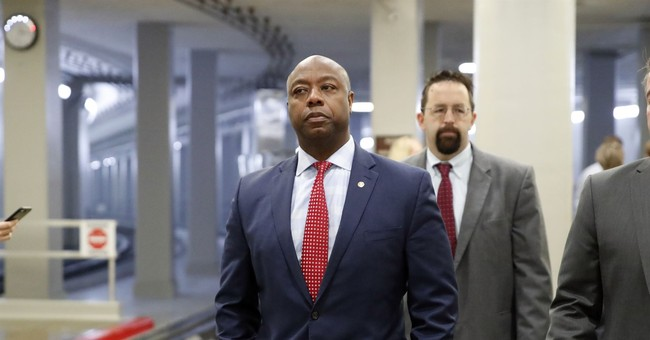 Tim Scott Accused of Being a Civil Rights 'Fraud' After Judicial Vote
