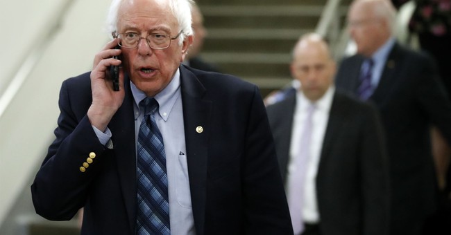 Are There Are Problems In Bernie-Land? His Grassroots Group Appears To Be Collapsing