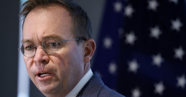 BREAKING: Trump Names OMB Director Mick Mulvaney Acting WH Chief Of Staff