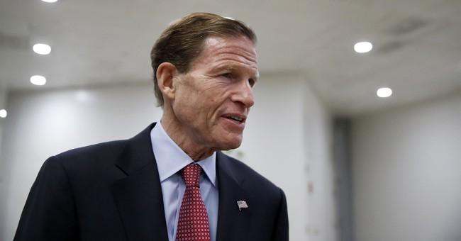 Dem Senator Calls Russian Interference a '9/11 Moment'