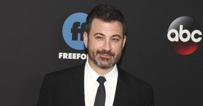 Jimmy Kimmel Thinks School Attacks Don't Happen Where There Are 'Real, Sensible Gun Laws' -- But China And Reality Beg To Differ