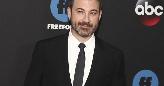 Jimmy Kimmel's Disclaimer For Trump's Speech Is Utterly On Target