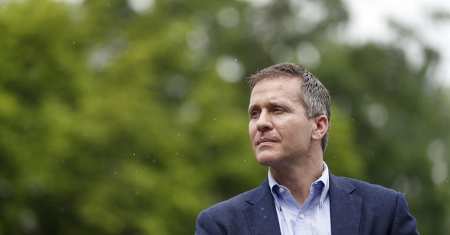 Strife On the Mississippi? Eric Greitens Gets Off…For Now