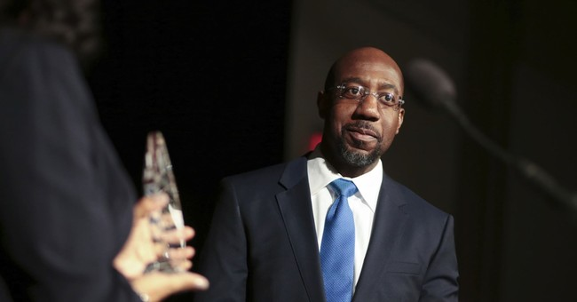 Police Report Details 'Uncooperative and Disruptive' Behavior From Raphael Warnock During Abuse Investigation