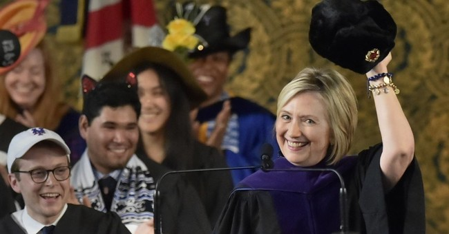 Hillary Slaps Communism Victims