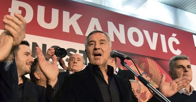 America Shouldn't Reward Tiny Montenegro's Giants of Duplicity