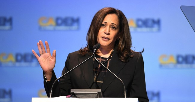 Kamala Harris Says She's 'Not a Democratic Socialist'