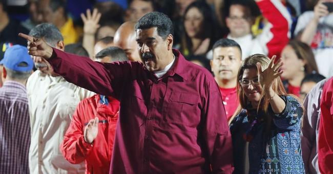 Venezuela Expels Top U.S. Diplomats in Retaliation for Sanctions
