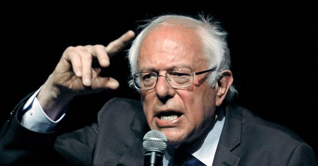 Eating Their Own: The Far Left's Abolish ICE Push Puts Bernie Sanders In The Crosshairs