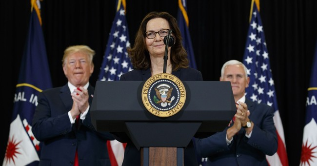 Wait...Is CIA Director Gina Haspel Blocking Declassification of Russian Collusion Documents?