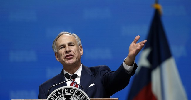 Texas Governor Greg Abbott Dismisses Blue Wave 'Texas is Going to Stay Red