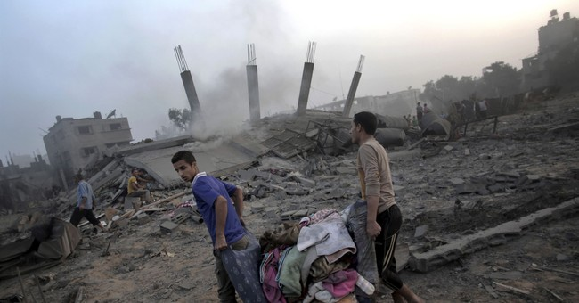 the pleas of palestinians The palestinians fired ineffective rockets which hurt no one massive retaliations were mounted by israel, rocketing and bombing hospitals, schools and other buildings, killing innocent civilians including school children and hospital patients.