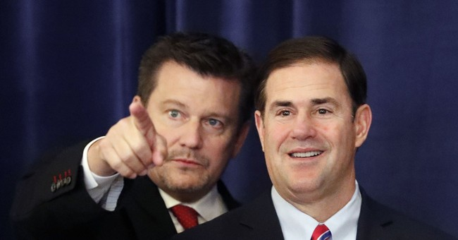 Gov. Ducey Has Harmed the Republican Party's Cause
