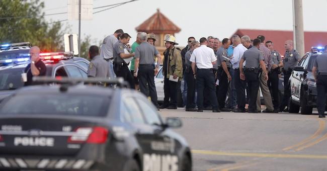 Armed Bystanders Stop Shooter in Oklahoma