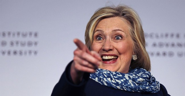 Hillary Clinton Reminds Us During Cringeworthy CNN Interview Why It's Good She Wasn't President
