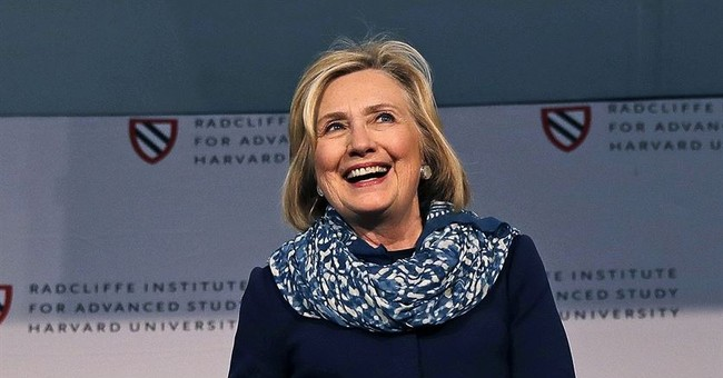 Hillary: Running Facebook Would Be My Dream Job Because I Get To Oversee The Flow Of Information