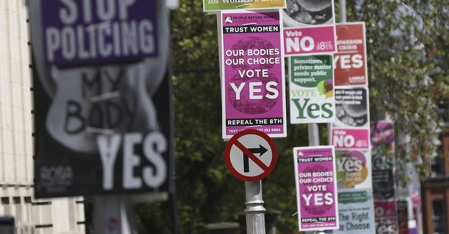 Ireland Votes To Overturn Abortion Ban by a Landslide
