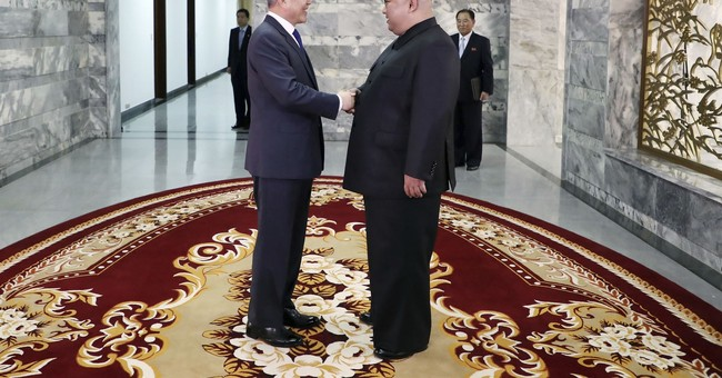 South Korean President Has Surprise Meeting With Kim Jong Un to Discuss U.S. Summit