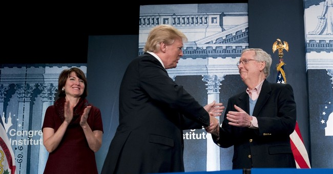 Thanks, Mitch: McConnell Played A Critical Role In Trump's 2016 Victory And Today's SCOTUS Win