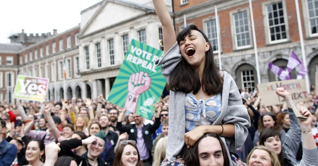 Ireland Makes Its Decision on Abortion