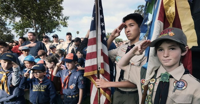"""""""Be Prepared""""—Boy Scouts of America file for Chapter 11"""
