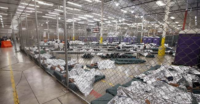 Image result for trump detention camps