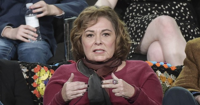 Roseanne Barr lashes out at TV son following cancellation