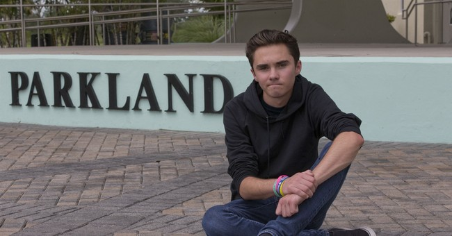 Say What? David Hogg Just Thanked...The NRA?