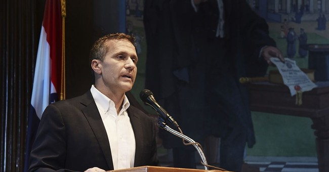 The Bitter End: Eric Greitens Throws In The Towel