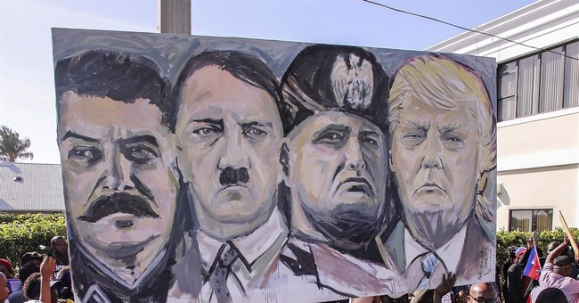 Every Republican Is 'Literally Hitler,' So Stop Caring What Libs Say
