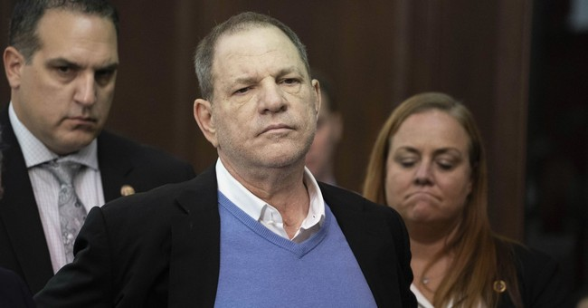 See You In Court: Hollywood Producer Harvey Weinstein Indicted On Rape Charges