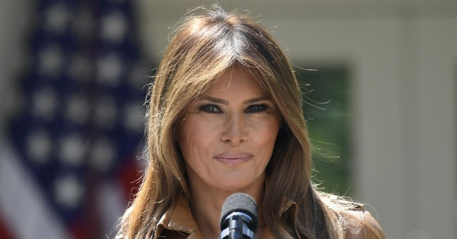 Melania Responds to Theories About Her Public Absence