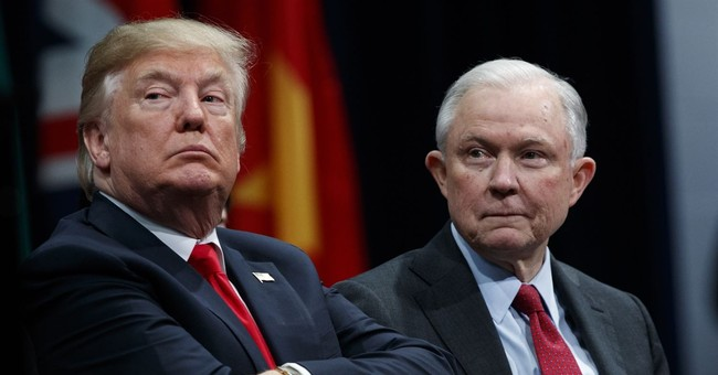 Sessions Announces New Push to Crack Down on Violent Crime and Illegal Immigration