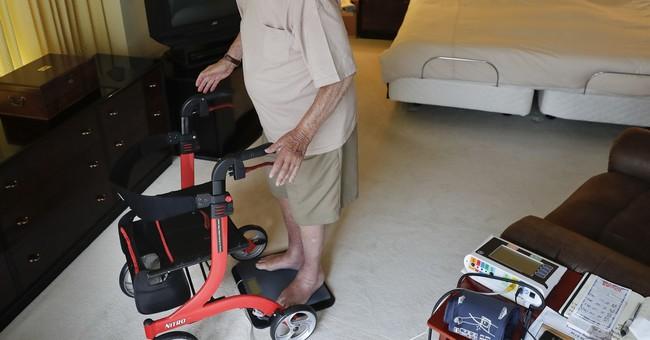 Democrats to Seniors: Drop Dead