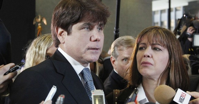Two True Public Servants Chase a Gunman; That Weasel Blagojevich Chases a Pardon
