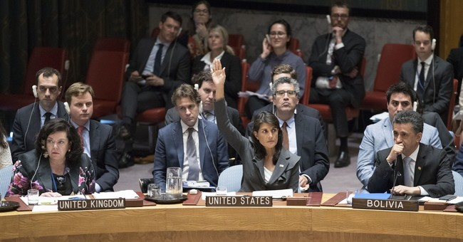'News' Outlets Mock Our UN Ambassador for Trying to Get Votes on Gaza Resolution