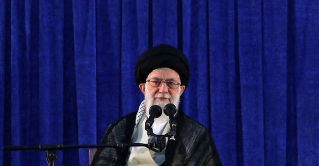 Supreme Leader of Iran Calls America 'Evil' Over Immigration Uproar