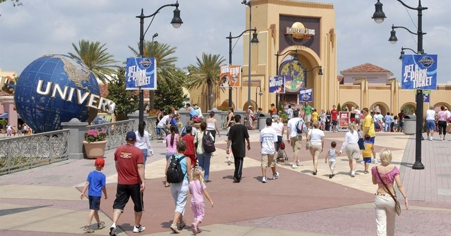 'English Only Warning Signs' Trigger Lawsuit Against Universal Orlando Theme Park