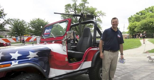 How Kansas Parade Shows Anti-Gun Zealots' Hypocrisy