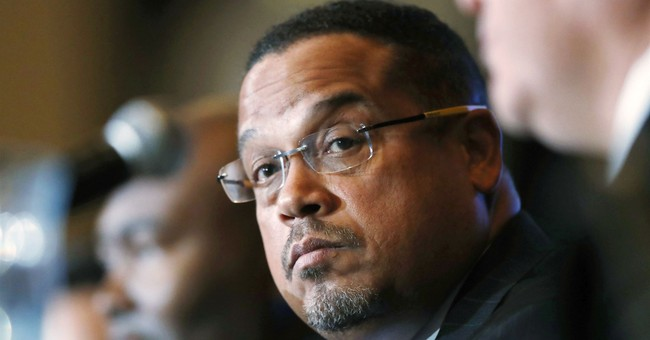 Has Keith Ellison Repented of His Call for Censorship?