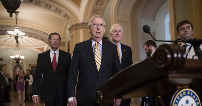 Senate Majority Leader Mitch McConnell Promises Fix on Family Border Separations