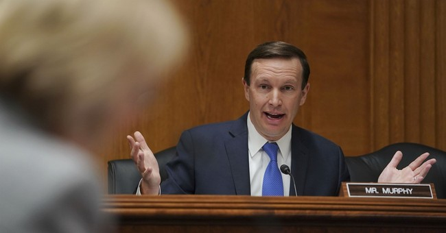 For $25, Senator Murphy Details Distrust of Americans and Freedom