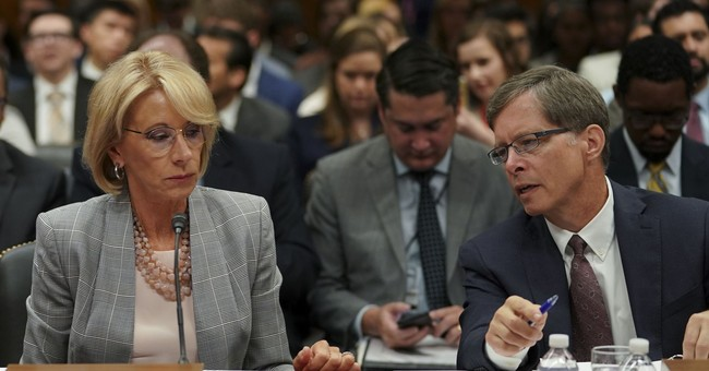 The Department of Education Just Made the System Fairer to Religious Institutions