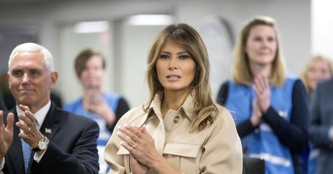 Melania Trump: The Media's Disgusting and Vain Attempts to Destroy a Class Act
