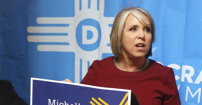 NM Gov Says 2A Sheriffs Are 'Throwing a Childish Pity Party' Because...