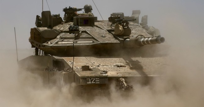 On The Attack Israel Launches Wide Offensive Against Hamas in Gaza