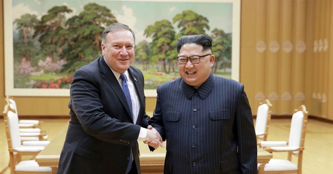 Pompeo: NoKo Summit Is a 'Mission of Peace'