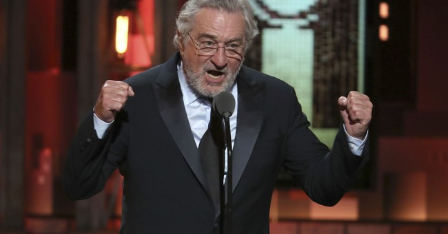 Trump Has a New Nickname for Robert De Niro
