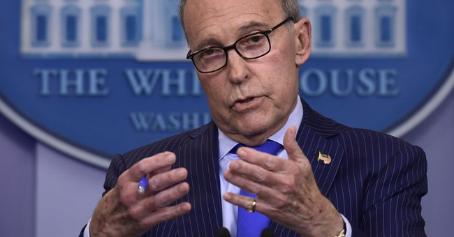 My Meeting With Larry Kudlow, Trump's Chief Economist