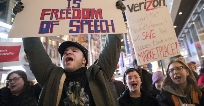 California Versus Trump on Phony Net Neutrality
